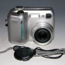 Nikon COOLPIX 4300 4.0MP Digital Camera - Silver #0938