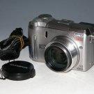 Olympus CAMEDIA C-750 Ultra Zoom 4.0MP Digital Camera - Silver #7977