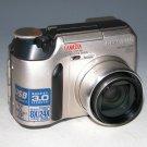 Olympus CAMEDIA C-720 Ultra Zoom 3.0MP Digital Camera - Silver #8102