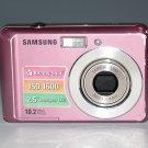 Samsung SL30 10MP Digital Camera  (Pink)