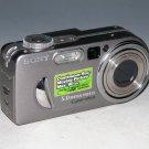 Sony Cyber-shot DSC-P10 5.0MP Digital Camera #7054