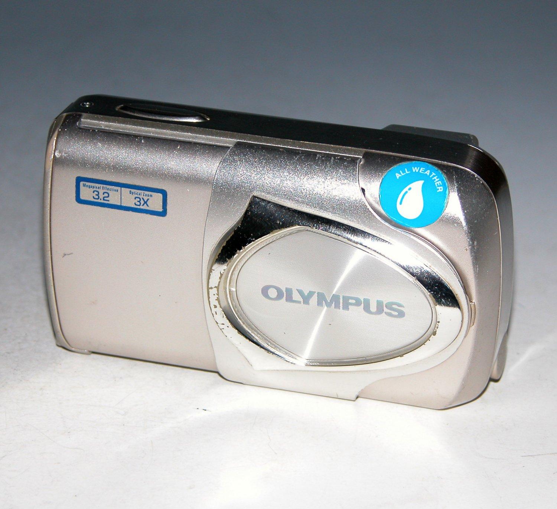 Olympus Stylus 300 Digital 3.2MP Digital Camera #ns2