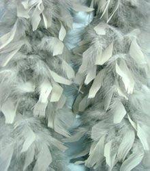 Grey Feather BOA