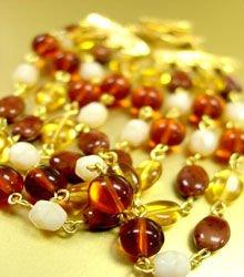 Natural Colorful Stone Crystals Bracelet 1B2433024C