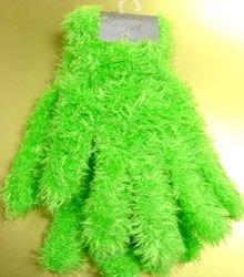 Lime Soft Elastic Magic Glove 1GLOVE4338