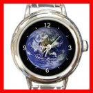 The Blue Marble Italian Charm Wrist Watch 015