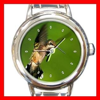 Humming Bird Italian Charm Wrist Watch 033