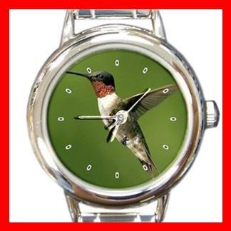 Humming Bird Italian Charm Wrist Watch 034