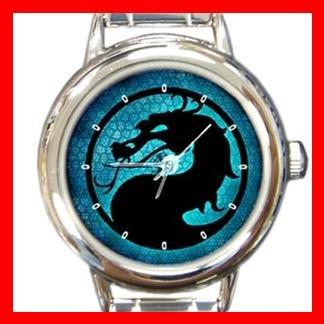 Blue Dragon Myth Italian Charm Wrist Watch 039