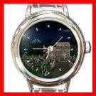 Haunted Halloween Italian Charm Wrist Watch 054