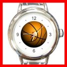Basketball Sport Game Italian Charm Wrist Watch 082