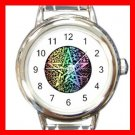 Pentacle Seasons Italian Charm Wrist Watch 085