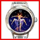 Gemini Zodiac Italian Charm Wrist Watch 104