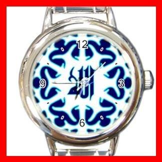 Allah God Islamic Italian Charm Wrist Watch 113
