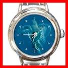 Sea Turtle Italian Charm Wrist Watch 119