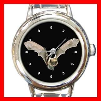 Bat Flying Italian Charm Wrist Watch 125