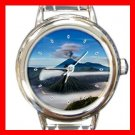 Volcano Nature Italian Charm Wrist Watch 126