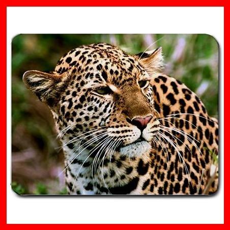 Amur Leopard Animal Mouse Pad MousePad Mat 007