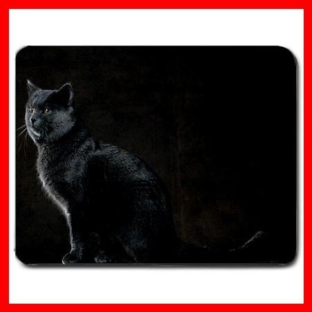 Chartreux Cat Pet Animal Fun Mouse Pad MousePad Mat 012