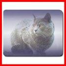 Chartreux Cat Pet Animal Fun Mouse Pad MousePad Mat 015