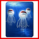 Jelly Fish Sea Animal Hobby Mouse Pad MousePad Mat 039