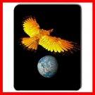 Phoenix Earth Myth Space Fun Mouse Pad MousePad Mat 041