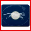 WILD TIGER & MOON Animal Art Mouse Pad MousePad Mat 050