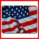 American Flag USA Star Stripe Mouse Pad MousePad Mat 053