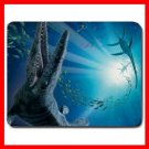 Sea Monster Tylosaurus Lizard Mouse Pad MousePad Mat 064