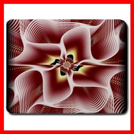 Rosey Rose Flower Fantasy Mouse Pad MousePad Mat 072