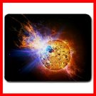 3D Light Atom Explosion Fun Mouse Pad MousePad Mat 078