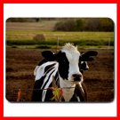 Dairy Calf Cattle Animal Fun Mouse Pad MousePad Mat 119