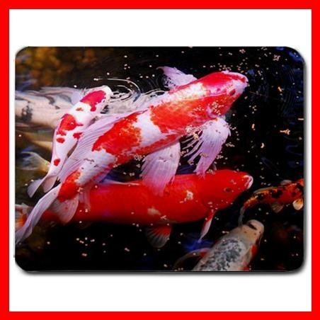 Aquarium Fish Mouse Pad MousePad Mat 127