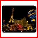 Paris Las Vegas Night Hobby Mouse Pad MousePad Mat 154