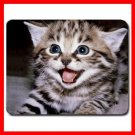 Khout Kitten Cat Pet Animal Mouse Pad MousePad Mat 164