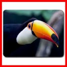 Toucan Bird Wildlife Animal Mouse Pad MousePad Mat 171