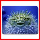 Puffer Fish Marine Animal Mouse Pad MousePad Mat 173