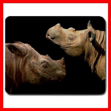 Sumatran Rhino Animals Hobby Mouse Pad MousePad Mat 175