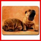 Shar Pei Puppy Dog Pet Animal Hobby Mouse Pad MousePad Mat 177