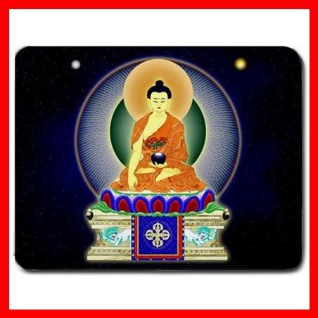 Shakyamuni Buddha Buddhist New Age Mouse Pad MousePad Mat 179