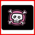 Pink Skull Leisure Hobby Fun Mouse Pad MousePad Mat 183