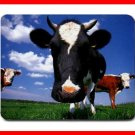Cow Wildlife Animal Hobby Mouse Pad MousePad Mat 187