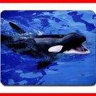 Killer Whale Sea Animal Mouse Mouse Pad MousePad Mat 195