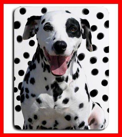 Dalmatian Dog Puppy Pet Mouse Mouse Pad MousePad Mat 200