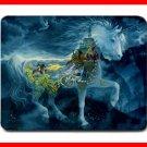 Mystic Unicorn Dream Fantasy Mouse Mouse Pad MousePad Mat 201
