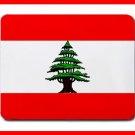 LEBANESE FLAG Hobby Patriotic Mouse Mouse Pad MousePad Mat 210