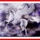 Winged Unicorn Fantasy Myth Mouse Pad MousePad Mat 223