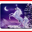 Unicorn Magic Snow Moon Hobby Mouse Pad MousePad Mat 235