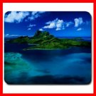 Beautiful Island Nature Mouse Pad MousePad Mat 246