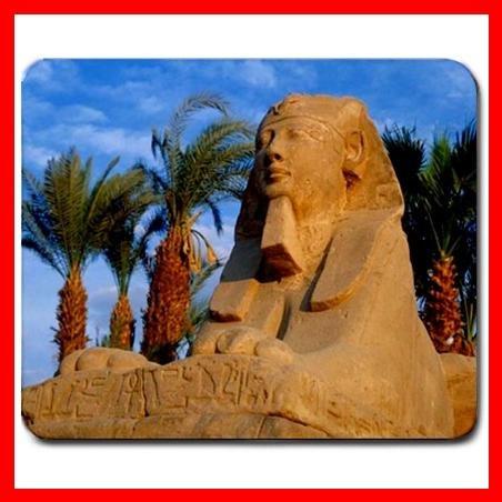 Sphinx Luxor Egypt Ancient Mouse Pad MousePad Mat 247